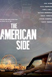 The American Side Poster Streaming Movies Movies Online Robert