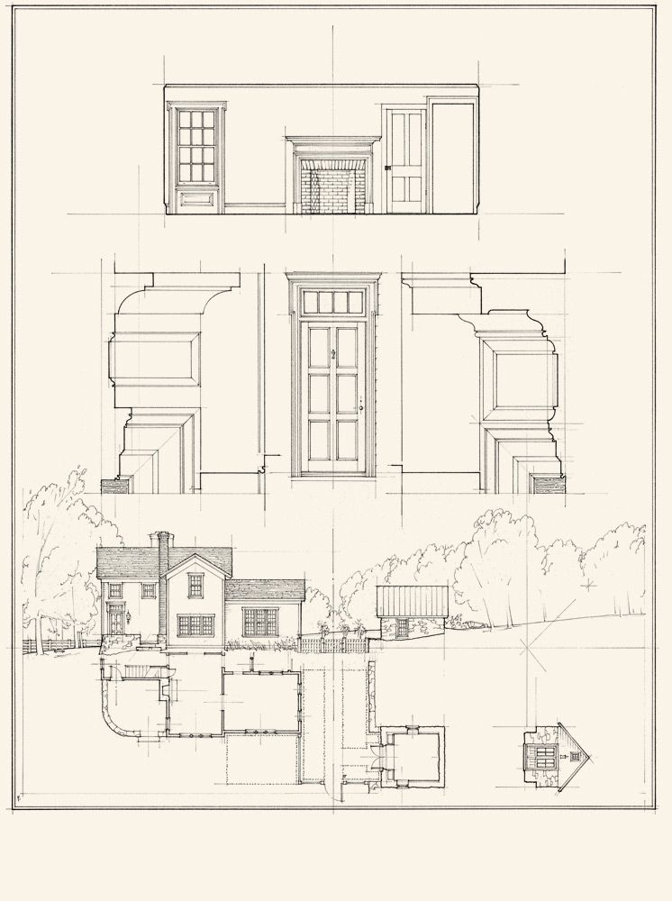 Pin On Architecture Drawing
