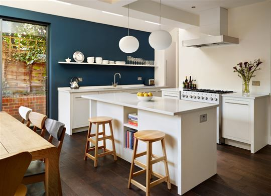 Kitchen Diner Colour Scheme Ideas