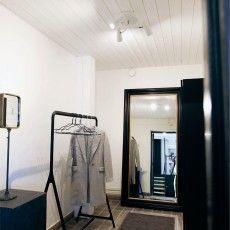 Matte white design ceiling spot light fixture   Apollo designed by Jon Eliasson