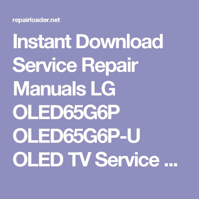 Lg Oled tv manual pdf Remote Control Apple Tv