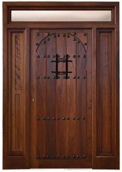 puertas rusticas de exterior buscar con google
