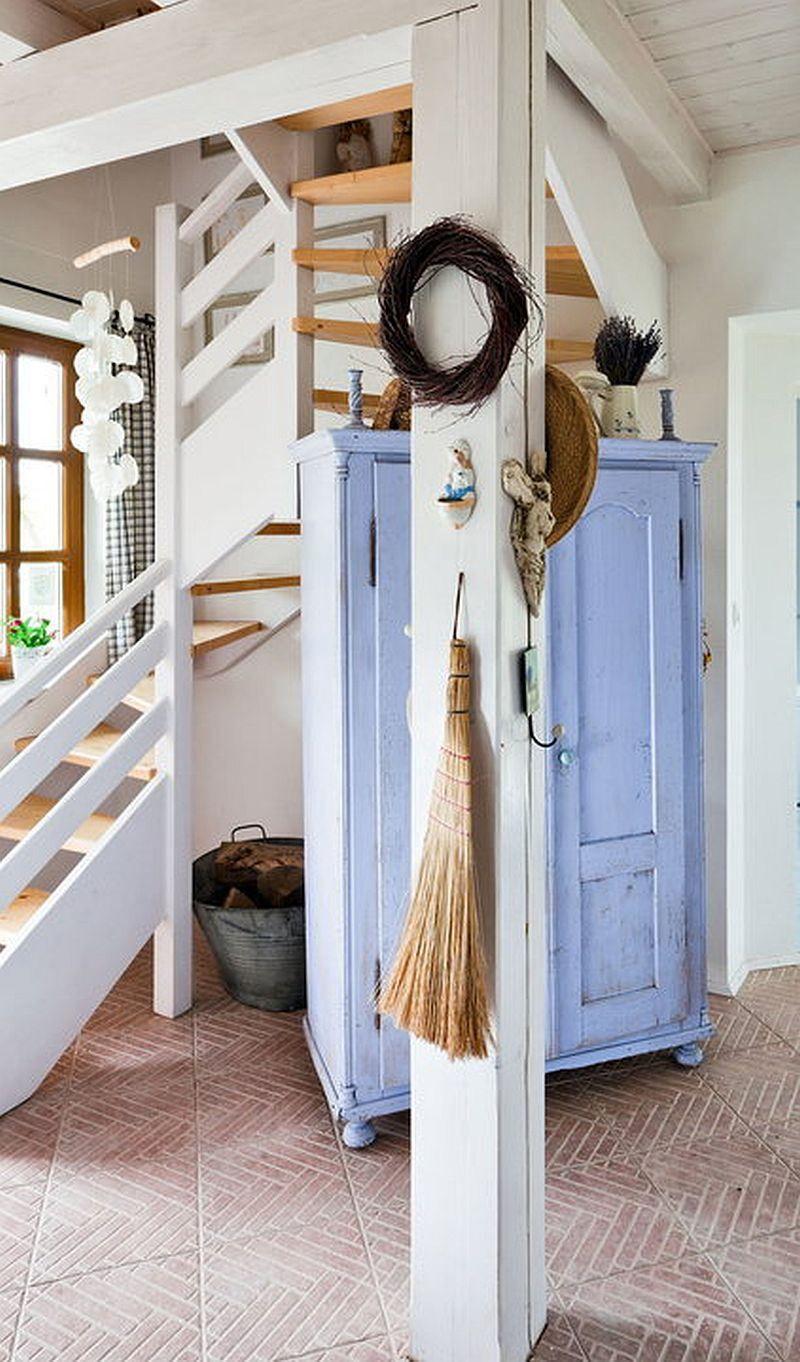 adelaparvu.com despre casa de artist, casa rustica Polonia, design interior Kinga Chromy (7)