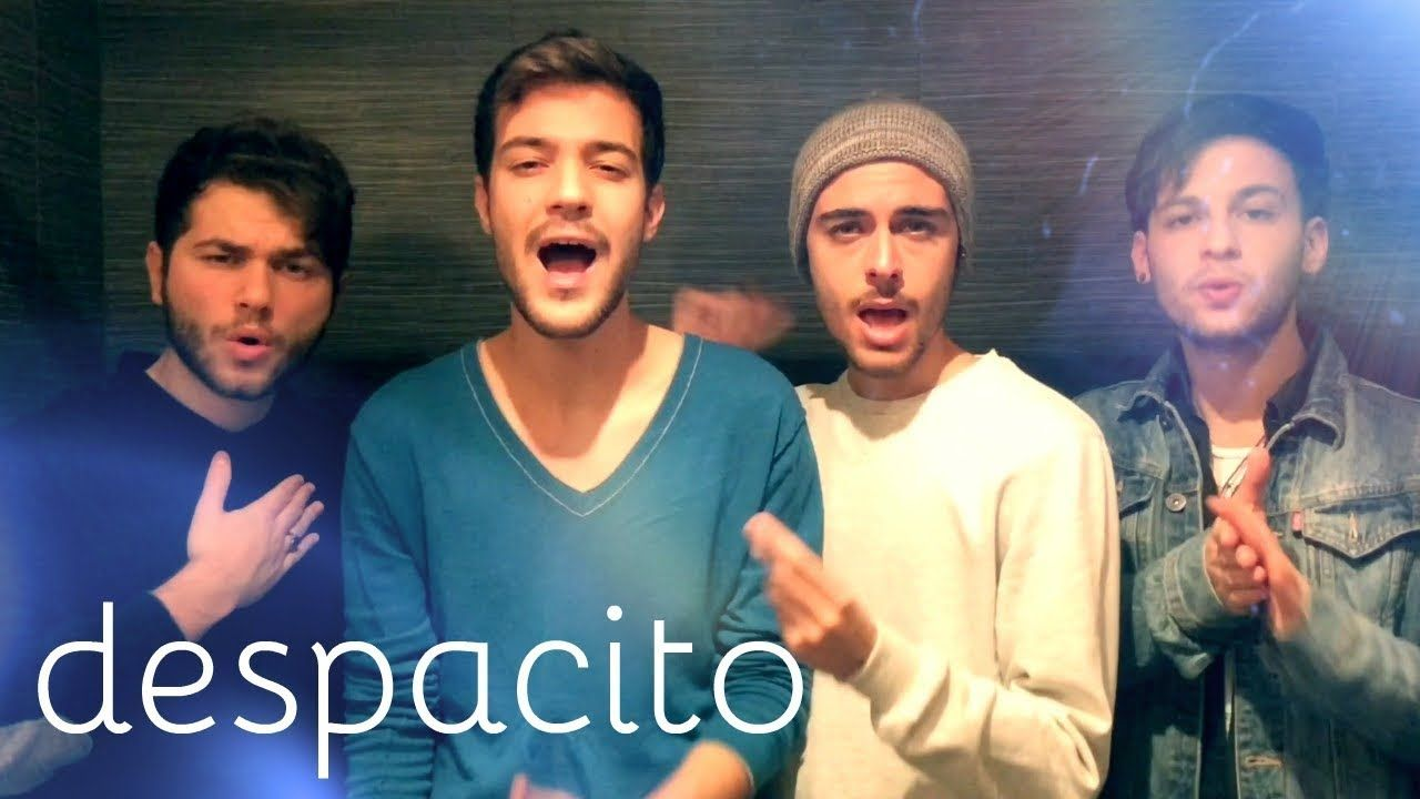 Top 5 ACAPELLA Covers of DESPACITO YouTube Loved - YouTube