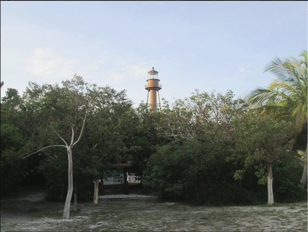 The lighthouse on sanibel island  florida Taken  with a powershot A3400 is HD By Jennifer Bair June 2016