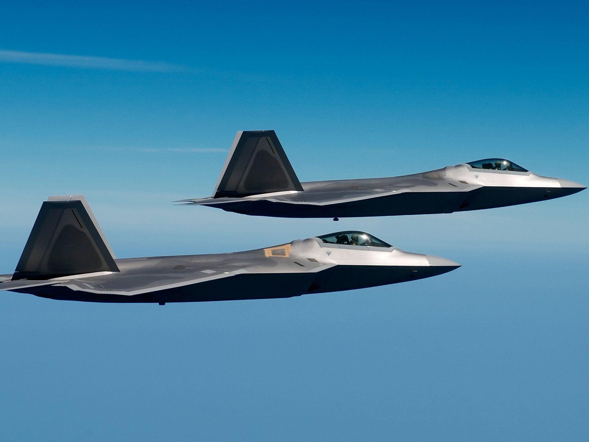 Military Lockheed Martin F 22 Raptor Wallpaper Air Force Wallpaper Military Aircraft Us Military Aircraft