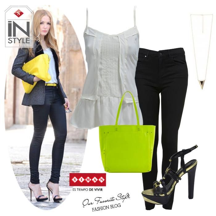 #ourfavoritestyle #neon #trend #style #instyle #streetstyle #fashion