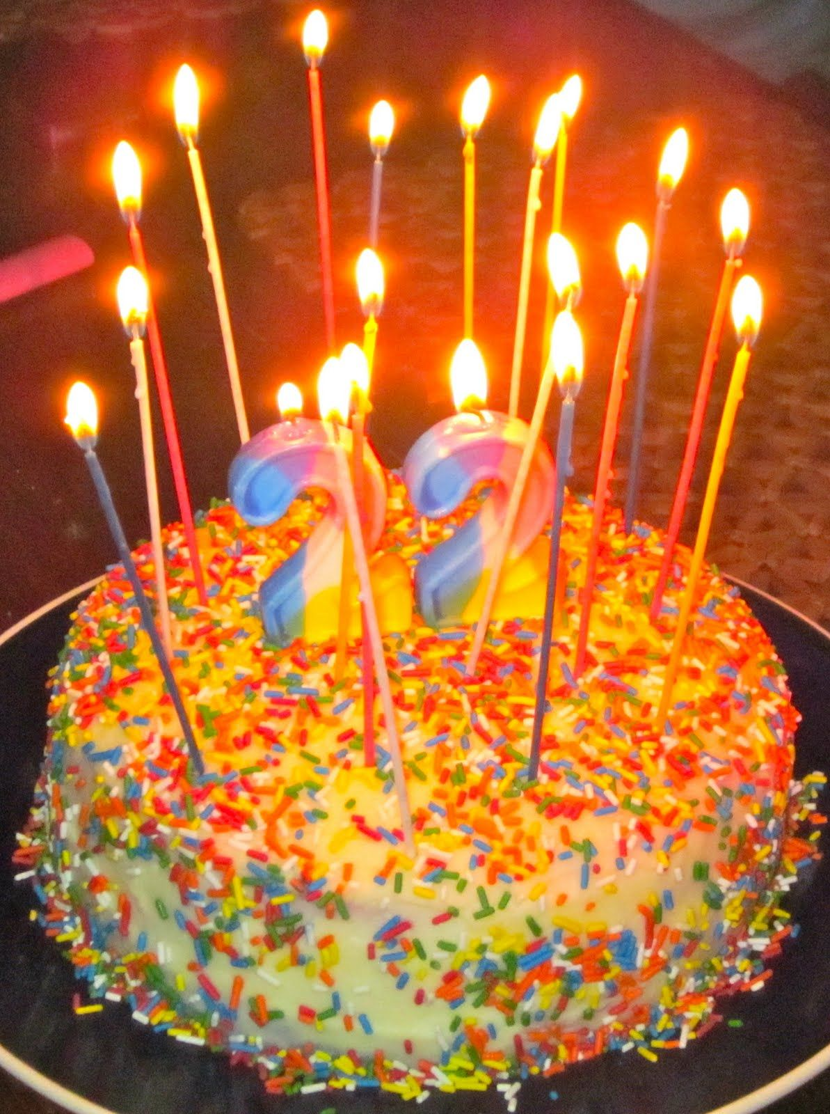 Birthday Cake With Candles 20 Nidhi Pinterest Birthday Cakes
