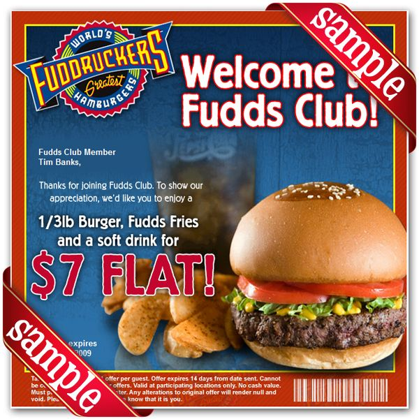 photograph about Fuddruckers Coupons Printable titled Fuddruckers Printable Coupon December 2016 Printable