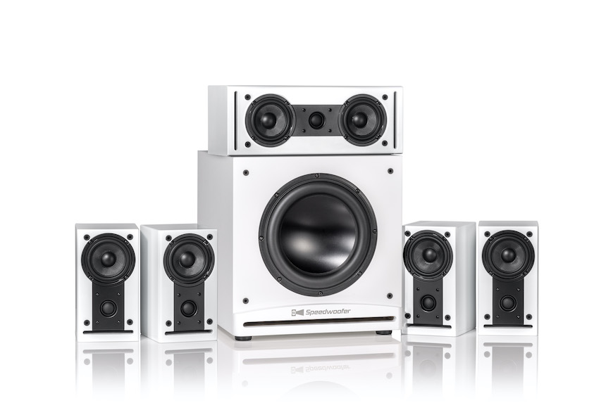 Rsl Cg3 Cg23 Speedwoofer 10s 5 1 Speaker System Giveaway In 2020 Home Theater Speaker System Speaker System Home Theater Speakers