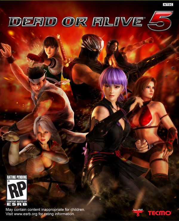 Dead Or Alive 5 Team Ninja Team Ninja Has To Be One Of My Favorite Developers Cause They Make Excellent Fighting Games The Ultimate Edition Even Had Characters