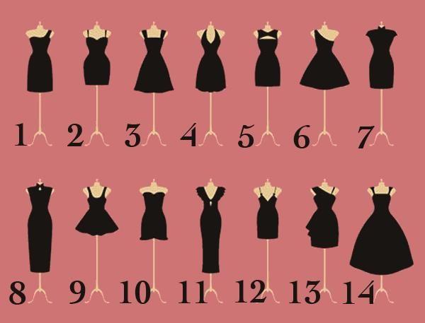 clases de vestidos
