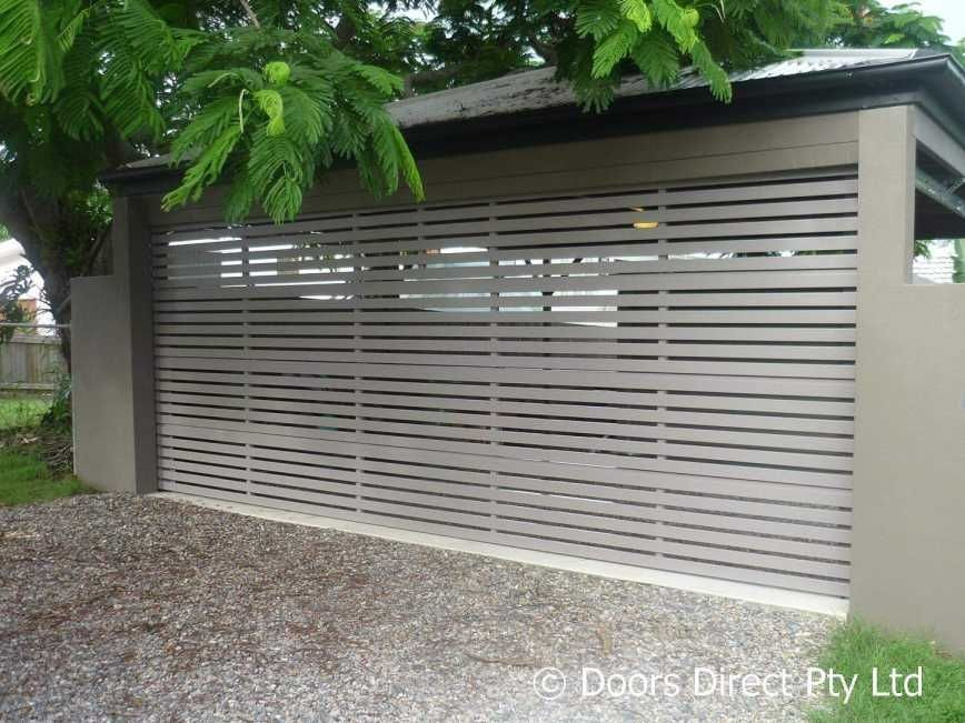 Add Garage Door To Carport With Carport Door Ideas Khosrowhassanzadeh Garage Doors Sectional Garage Doors Carport