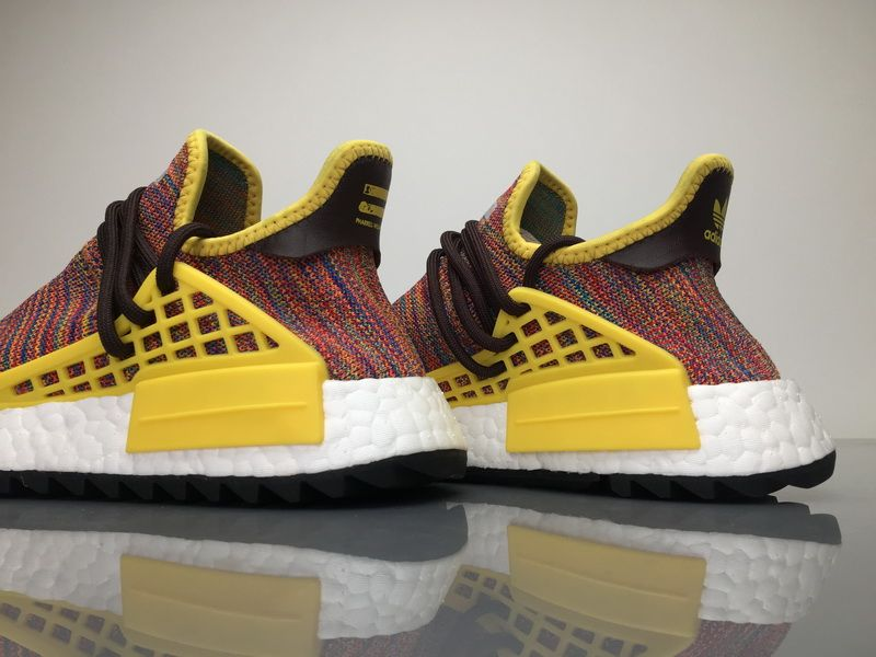 "b0265725e17b0 Adidas NMD Human Race Pharrell Williams "" Rainbow ""for Sale 07 ..."