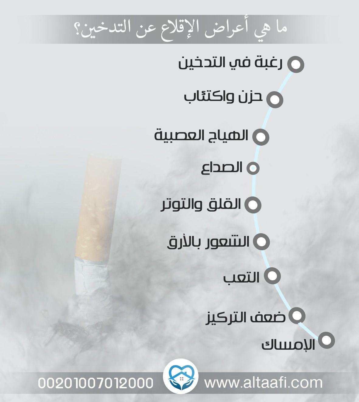 ما هي أعراض الإقلاع عن التدخين وكيفية تخطيها بسهولة في 5 خطوات Lockscreen