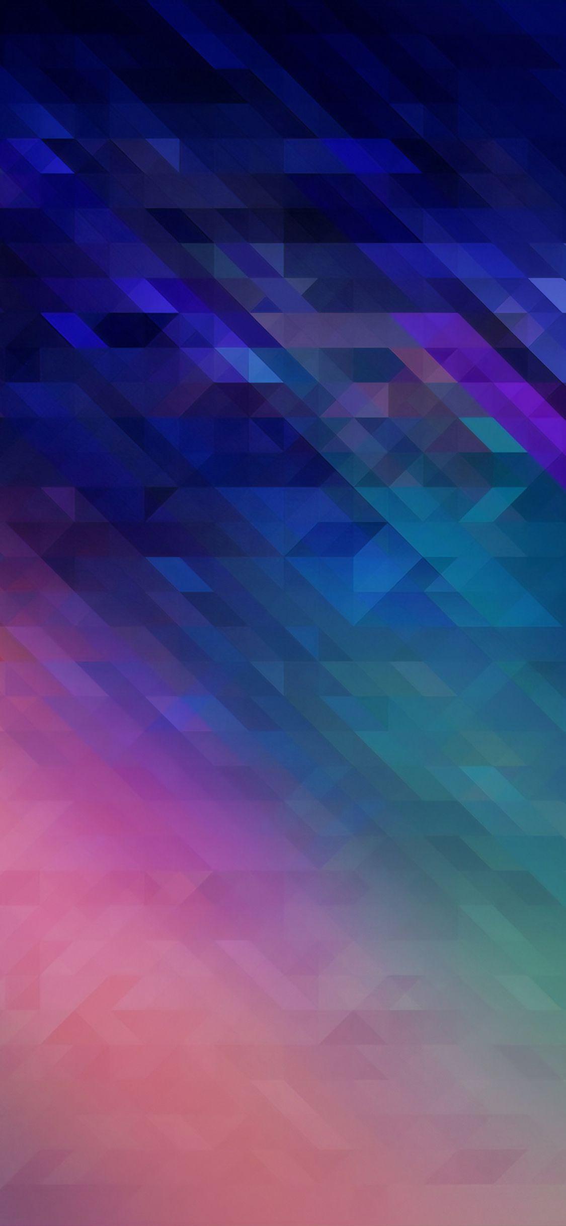 Gradient Color iPhone X 4K Wallpaper