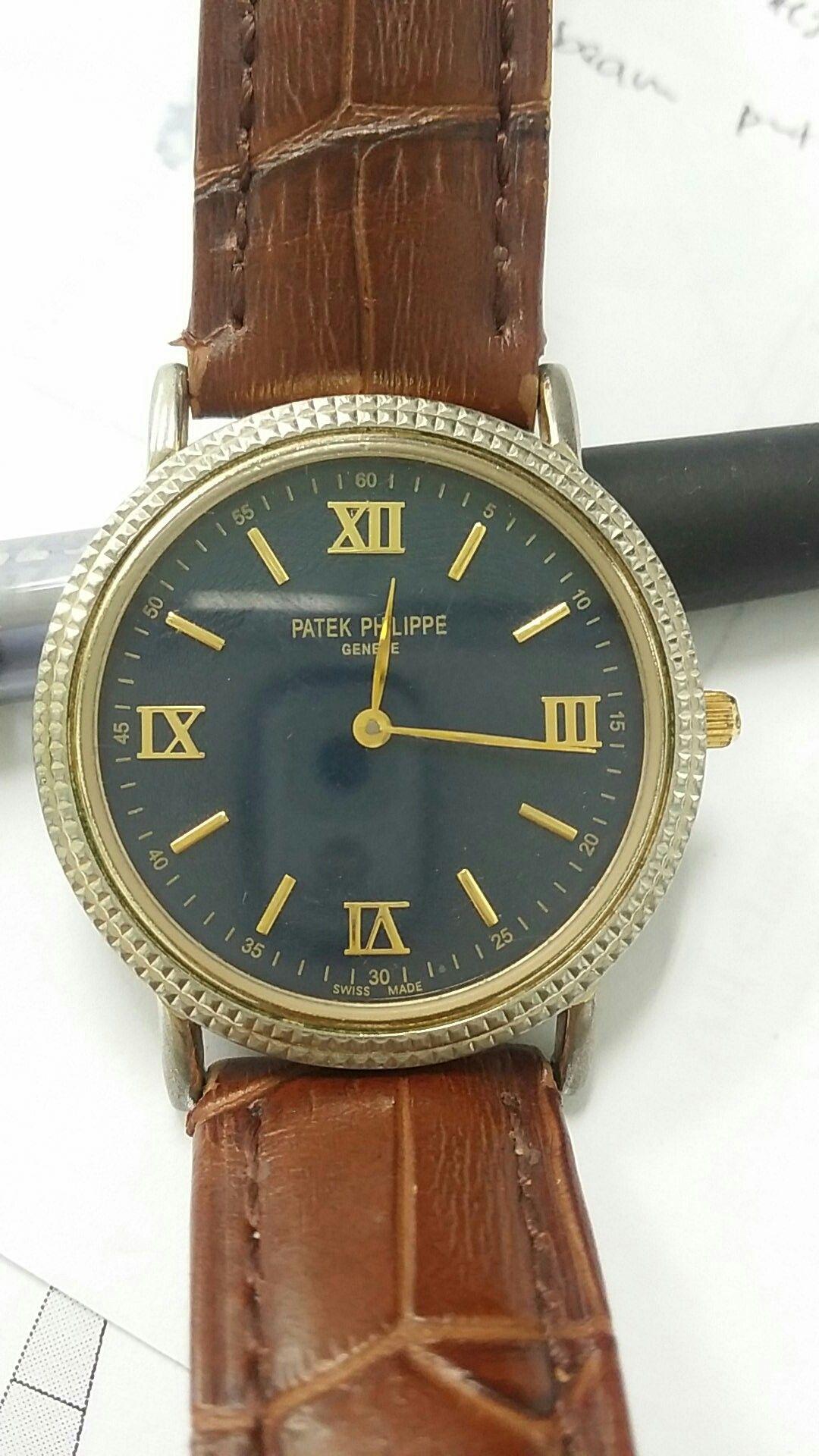 Patek Philippe Geneva Chronometer 15atm Patek Philippe Collection Geneva