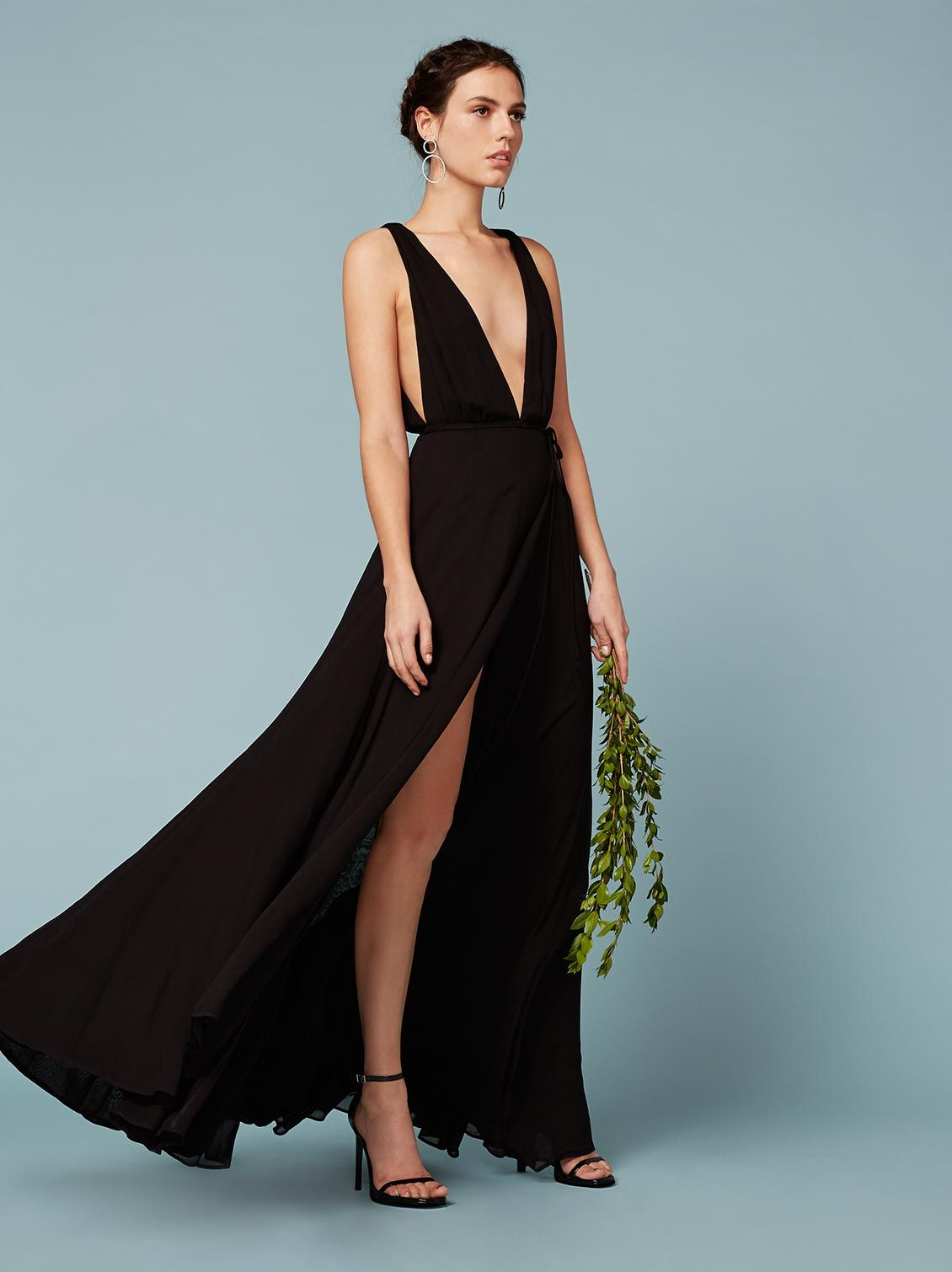 Winslow Dress | Sophia dress, Reformation and Wrap dresses