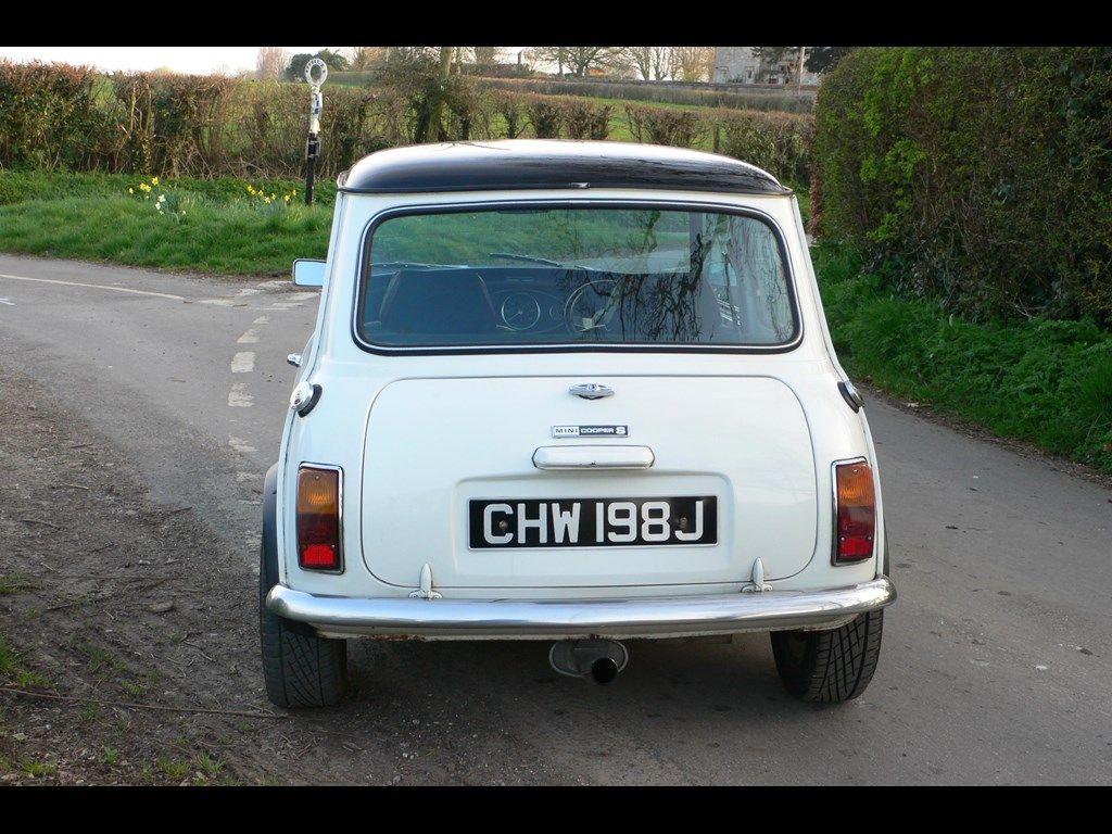 1971 AUSTIN MINI Cooper S 1275cc Mk III (Modified) for sale ...