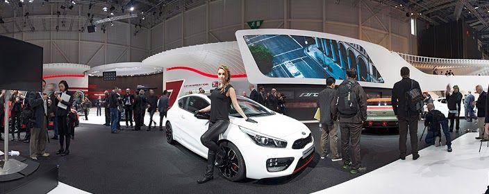 Internationaler Autosalon Genf 2013