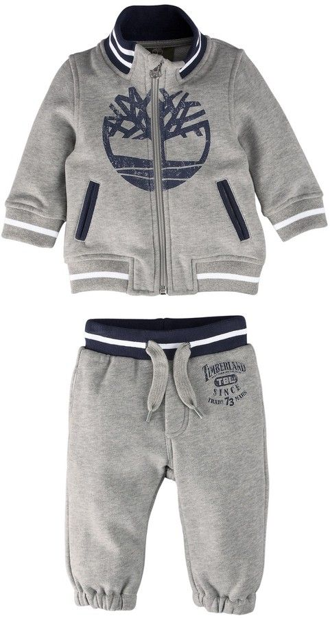 Arrepentimiento No de moda col china  Timberland Baby Boys Tracksuit on shopstyle.co.uk | Kids outfits, Kids  fashion, Baby kids clothes