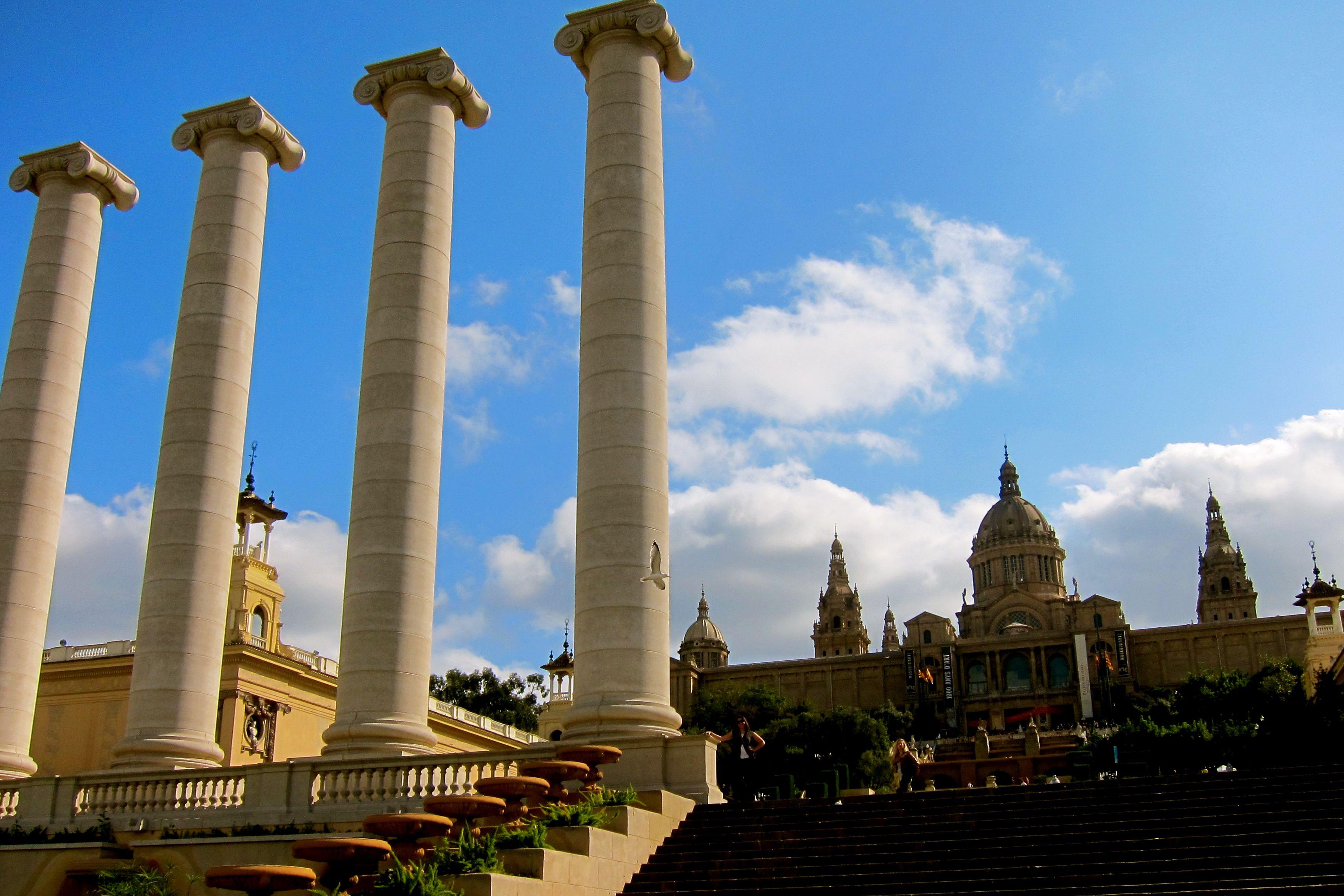 Barcelona museu nacional dart de catalunya barcelona