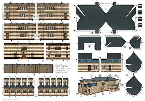 schneidebogen wilhelma bastel vorlagen pinterest bogen modellbau und basteln. Black Bedroom Furniture Sets. Home Design Ideas