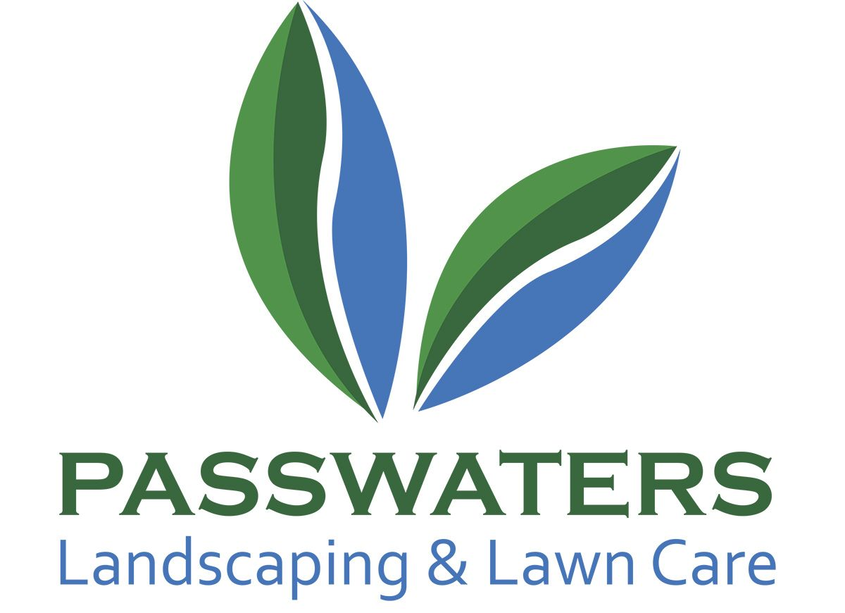 logo for a cut above lawn care landscaping logos identity landscaping and lawn care