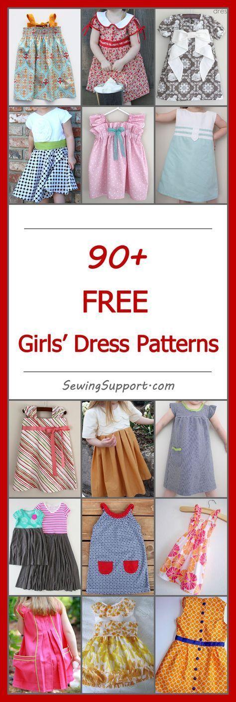 35+ Free Printable Sewing Patterns | Nähanleitung, Nähen und ...