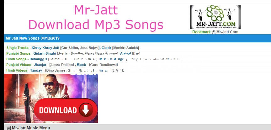 Mrjatt Download Mp3 Songs Free Mp3 Song Songs News Songs
