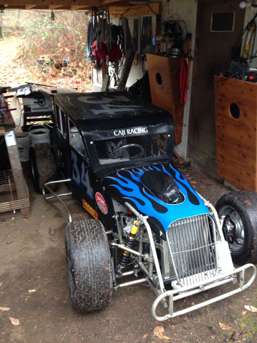 My new dwarf car | racing | Motorcycle engine, Tube chassis, Go kart