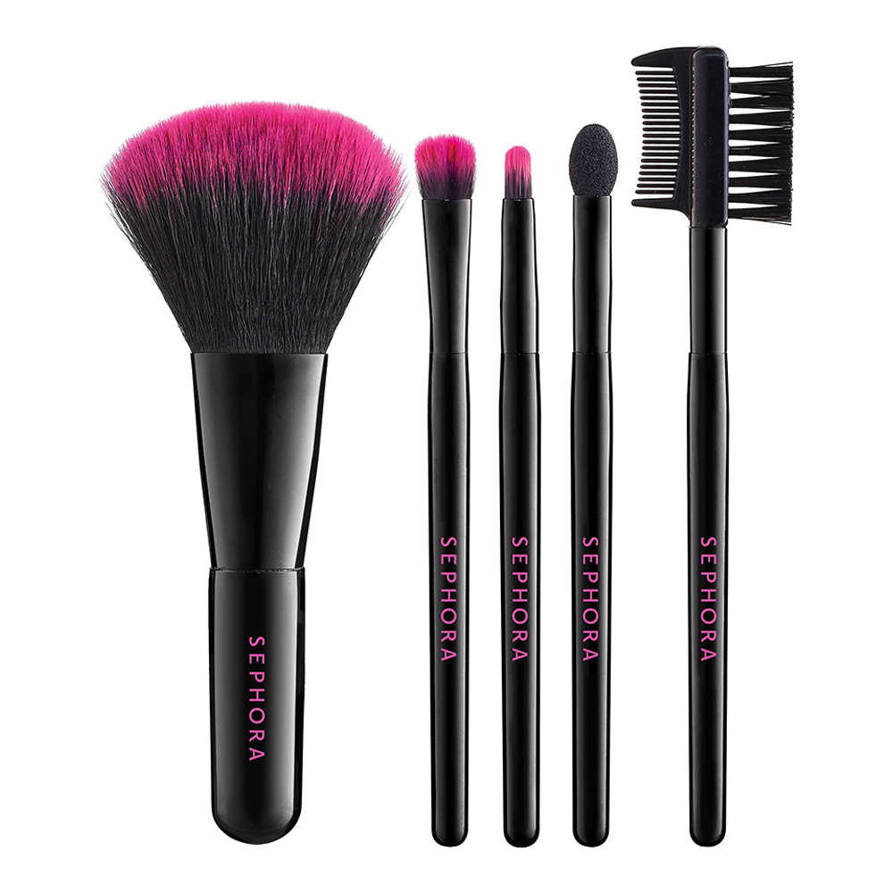 Sephora Collection Travel Brush Set (With images) Travel