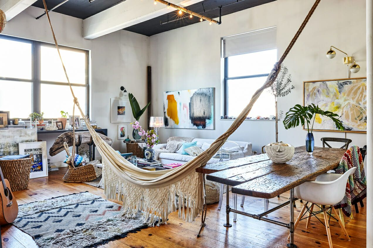 The brooklyn loft of the designer behind beck jewels dream decor
