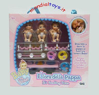 Baby In My Pocket E' L'Ora Della Pappa Ncr01473