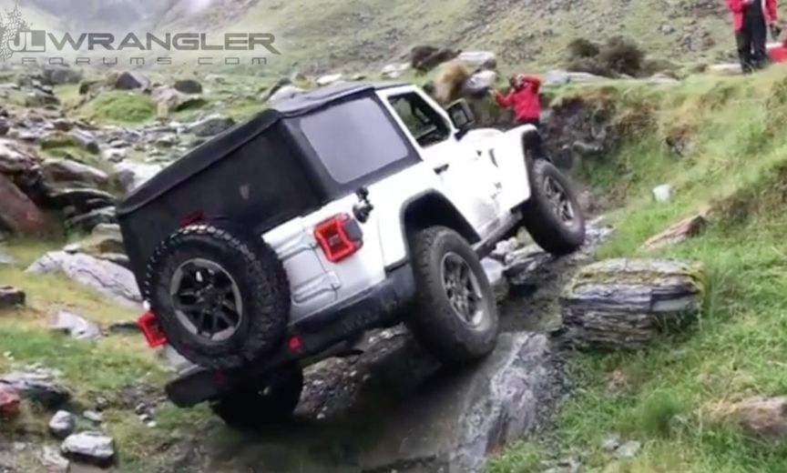 Watch The 2018 Wrangler Rubicon Jl Crawling In New Zealand 2018 Jeep Wrangler Jl Forums New Jeep Wrangl Wrangler Rubicon New Jeep Wrangler Jeep Wrangler