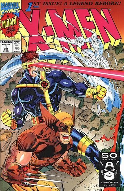 Gcd Cover X Men 1 Comic Book Heroes Marvel Comics Covers Marvel Comic Books