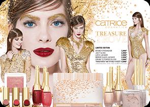 #LE Catrice Treasure Trove Winter 2015