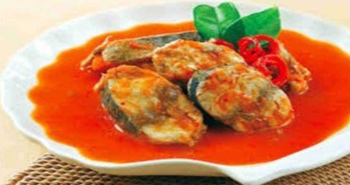 Resep Ikan Tenggiri Asam Padeh Resep Ikan Resep Masakan Pedas Resep Masakan