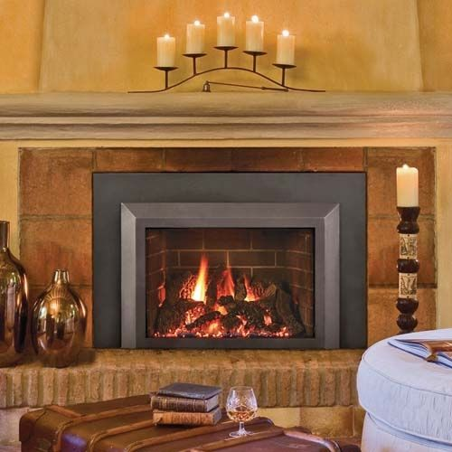 "Kozy Heat Natural Gas Fireplace Insert ""Jordan"" 