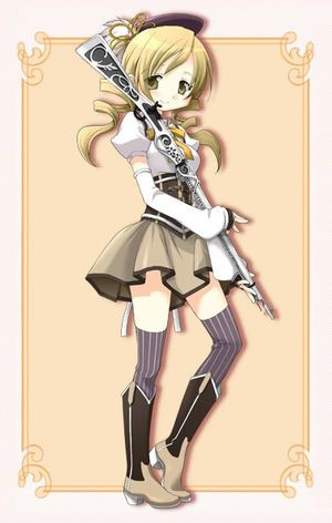 Mami Tomoe Original Design