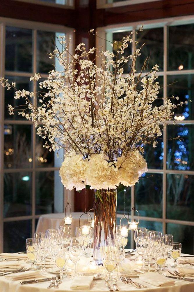 42 Rustic Wedding Centerpieces Fancy Ideas Wedding Forward Wedding Centerpieces Wedding Decorations Wedding Table