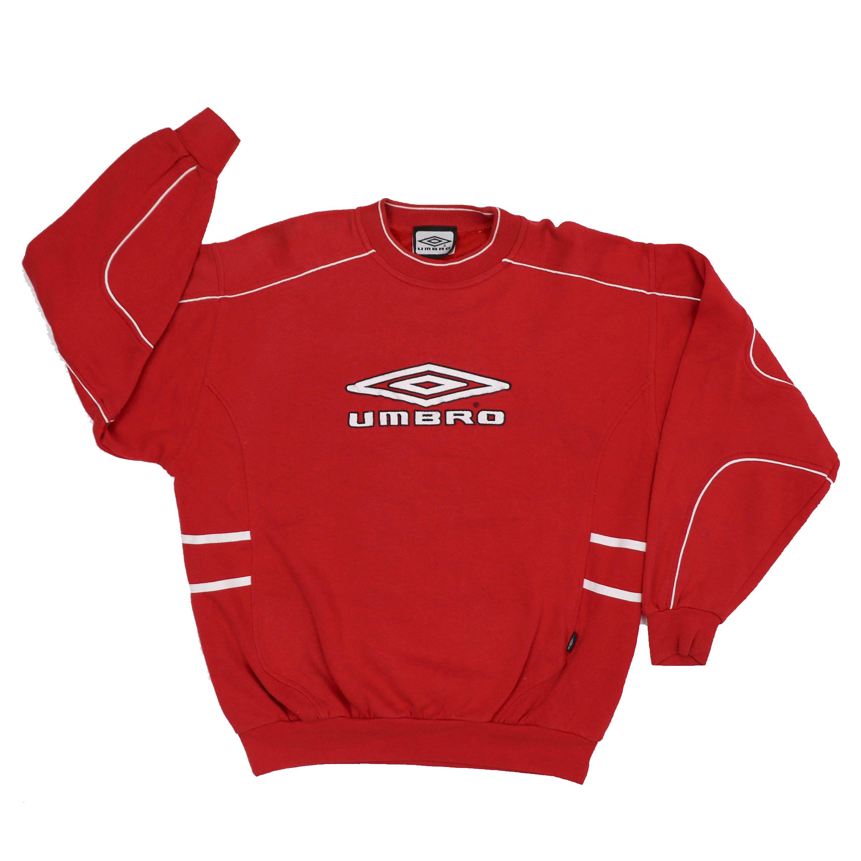 umbro sweater vintage