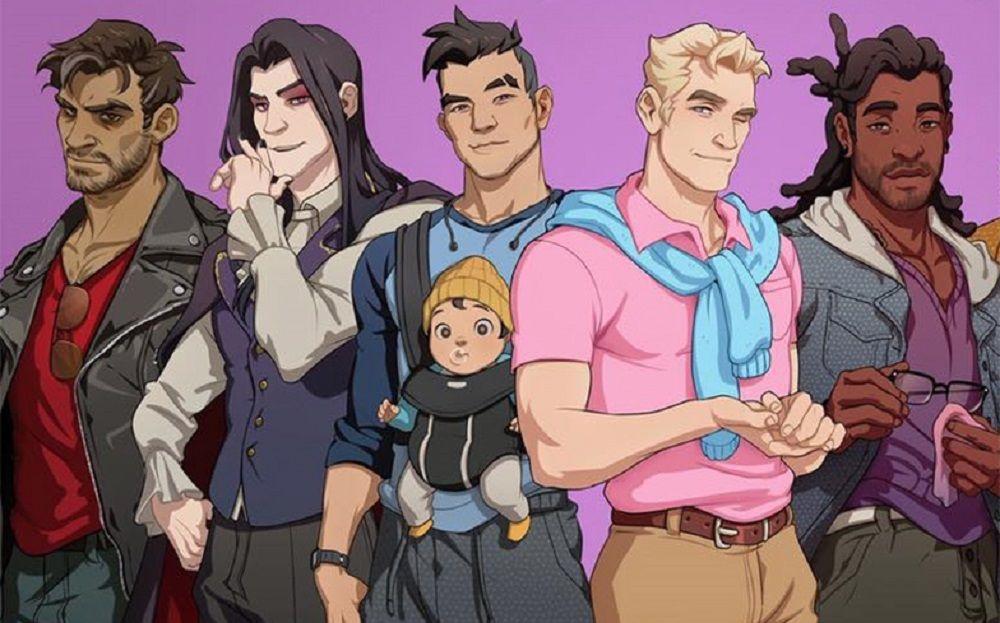 Massive: Gay Erotic Manga and the Men Who Make.