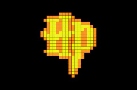 Harry Potter Logo Pixel Art Dessin Pixel Pixel Art Harry