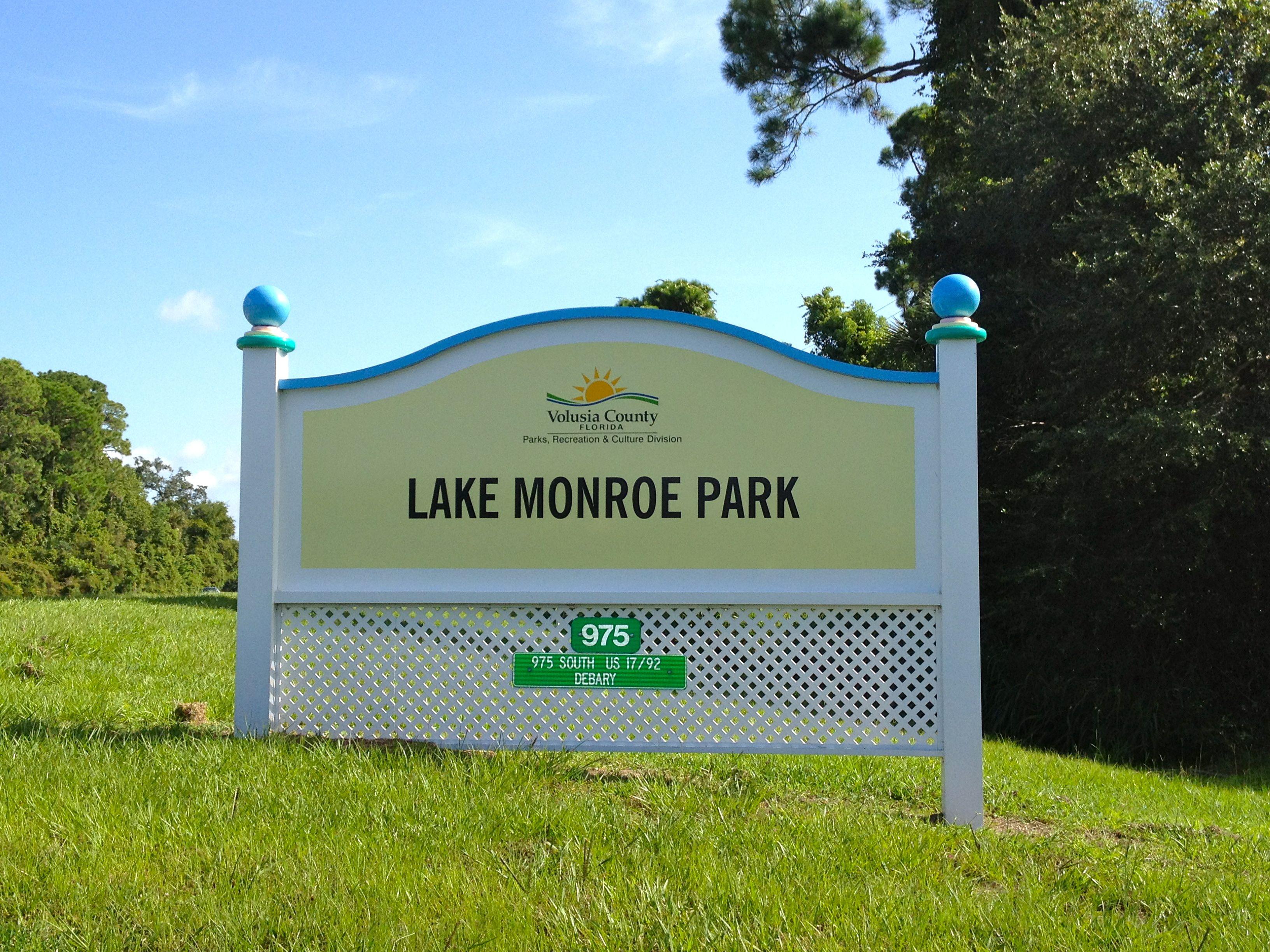 Lake monroe park near riviera bella lake park riviera