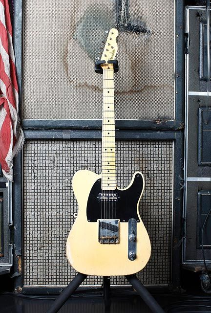 Joe Perry's Fender Custom Shop Telecaster