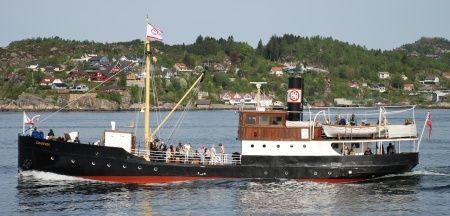 M/S GRANVIN - Fjordabaaten