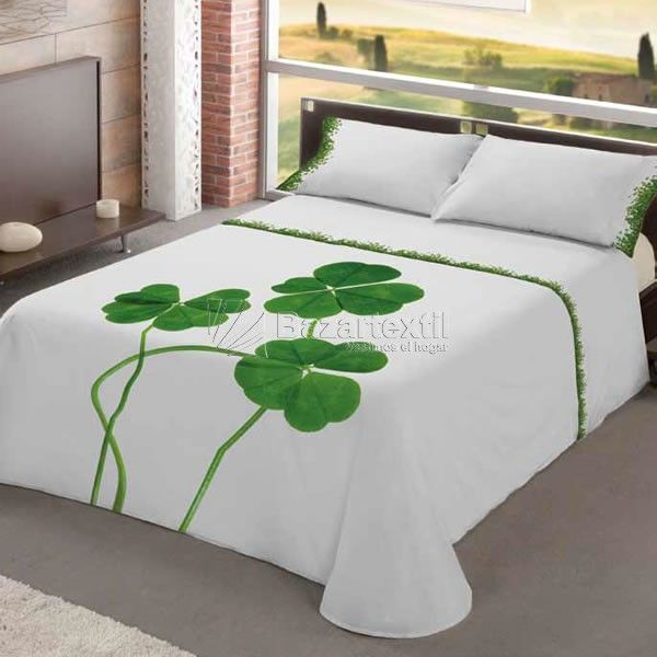 Sabana Manterol Dual 607 | Ropa de cama bordada, Camas