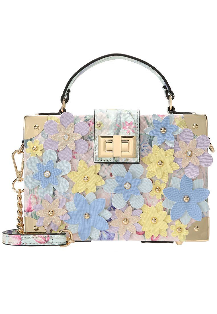 b627dc7b526 ALDO CAMPOLANO - Handbag - pink multi-coloured for £54.99 (02 03 18) with  free delivery at Zalando