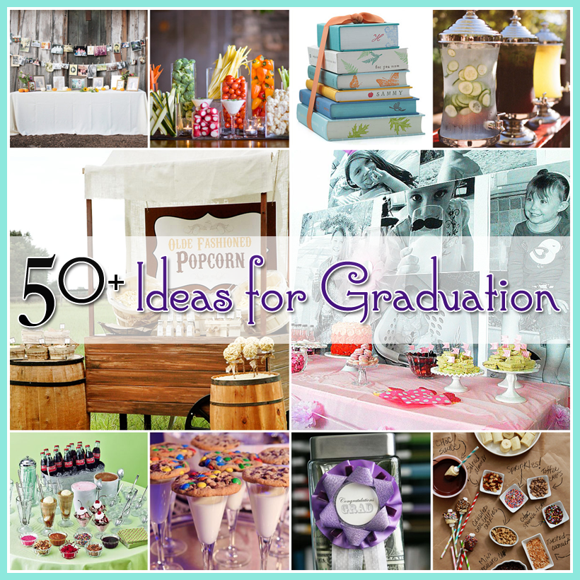 high school graduation decoration ideas 50 ideas for graduation the cottage market